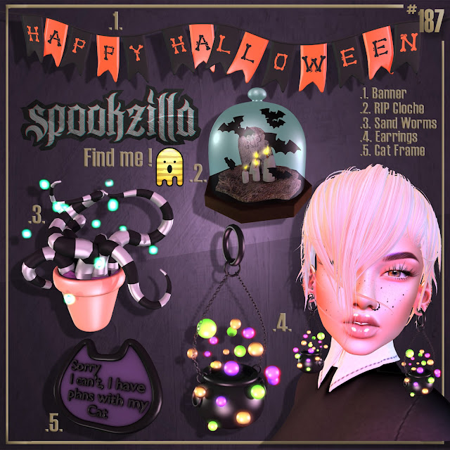 Spookzilla 2019