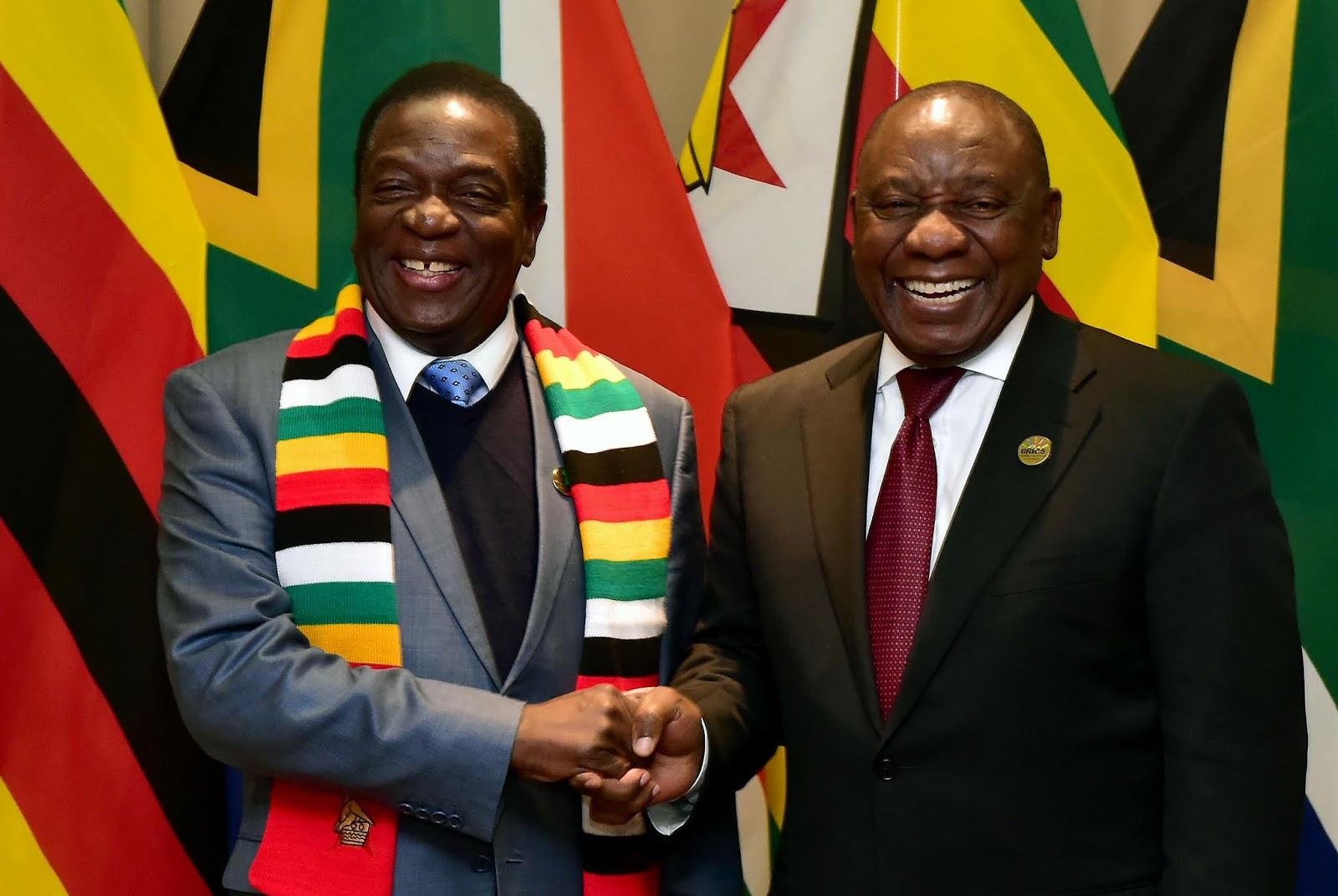 SA 21- Day Lockdown: Zimbabwe To Feel The Pinch!