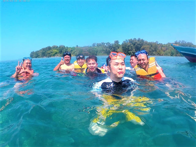 Harapan Island Tour Package 3 Days 2 Night 3d2n