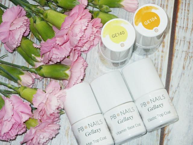 Hybrydowe lakiery do paznokci, baza witaminowa oraz topy od Perfect Beauty Nails