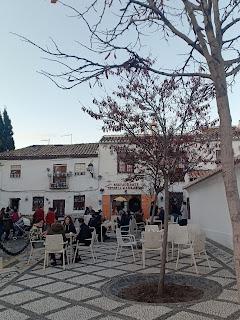Restaurante Teteria Marrakech, Granada
