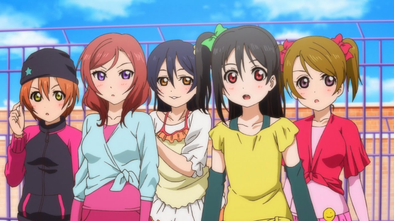 Hanners' Anime 'Blog: Love Live! School Idol Project Season