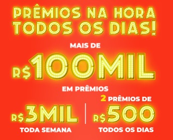 Cadastrar Promoção Bate Forte Seu Pedido da Sorte 2020 2021 - 100 Mil Reais em Prêmios