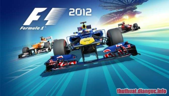 Download Game Đua Xe F1 2012 Full Crack