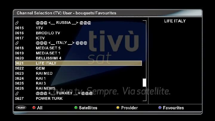 How to receive iptv on computer and Dreambox