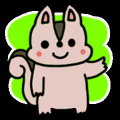 RISUSUKE~Cute Squirrel 1st