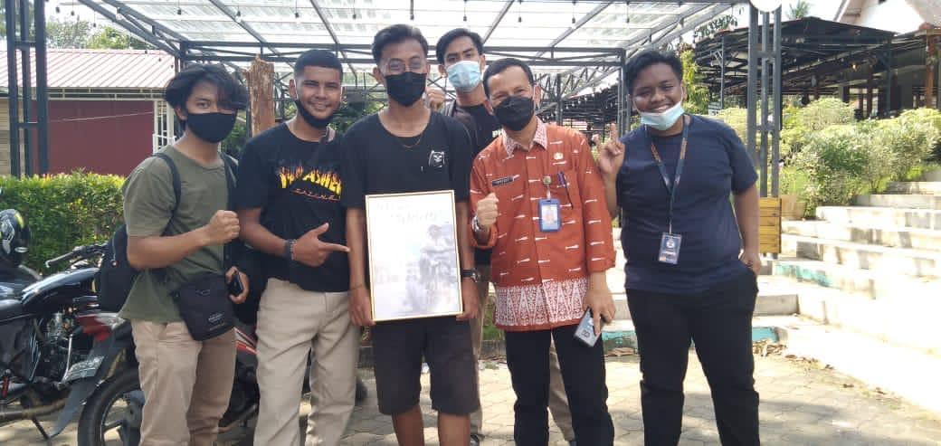 Film Pendek Berjudul Berinai Produksi Bujang Temberang Juara I FFP 2020 Yang Digelar Disbudpar Kota Tanjungpinang