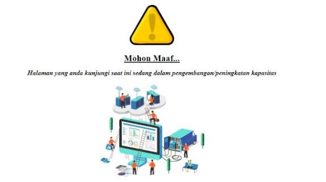Website BPJS Ketenagakerjaan Tumbang, Tak Bisa Cek Bantuan Subsidi Upah Rp 1 Juta