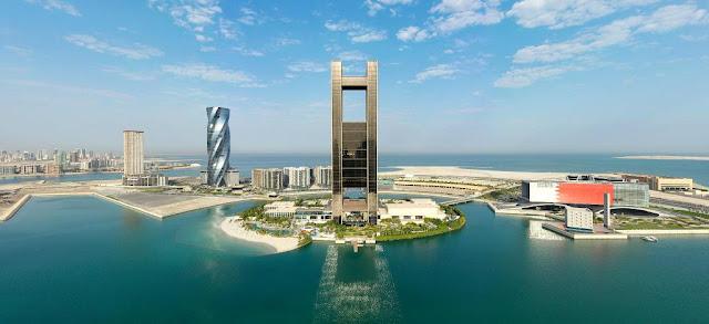 منظر للبحرين