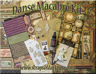 Oct 2015 Danse Macabre Kit