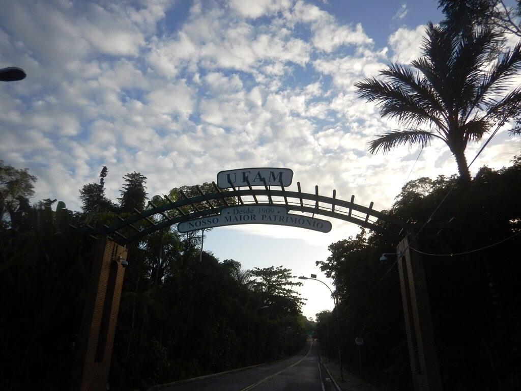 Corrida em Manaus