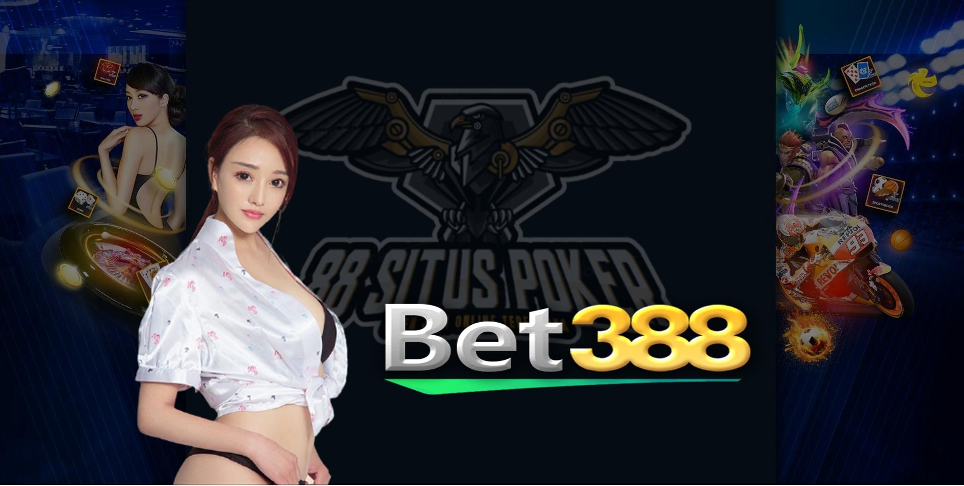Bet388  Situs Judi Slot Online & Deposit Pulsa Tanpa Potongan