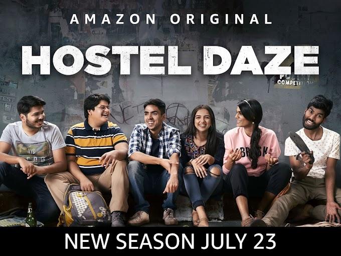 Hostel Daze Season 2 (2021)