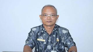 Kepala Dinas Pekerjaan Umum dan Penataan Ruang Kabupaten Sekadau, Akhmad Suryad