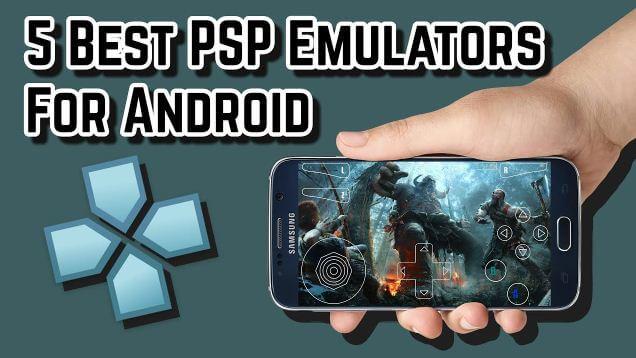 قائمة, أفضل, 5, محاكيات, لألعاب, PSP, لنظام, اندرويد