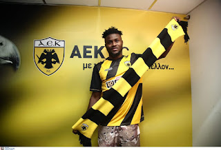 Ifeanyi Udeze's former club complete the signing of Benin City-born forward