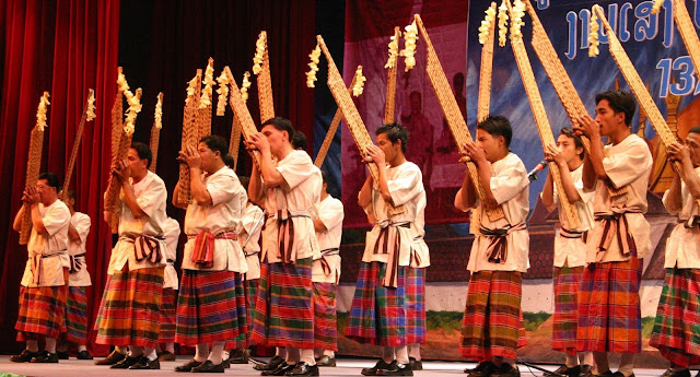 Lao musical instrument Khaen declared humanity's heritage