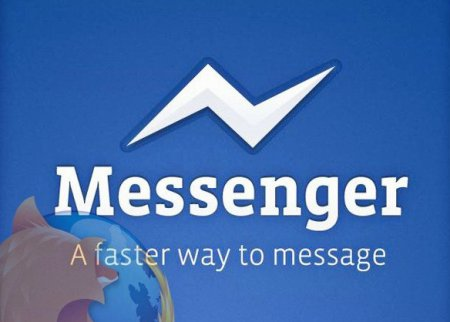 Facebook Messenger in Mozilla firefox image: Intelligent Computing