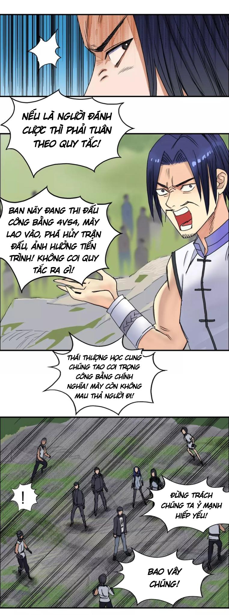 Siêu Năng Lập Phương Chapter 66 video - Hamtruyen.vn