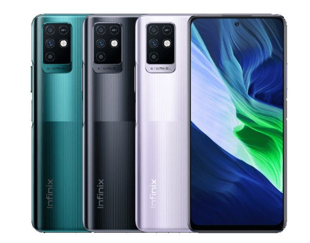 Infinix NOTE 10 and NOTE 10 Pro Officially Launched In India