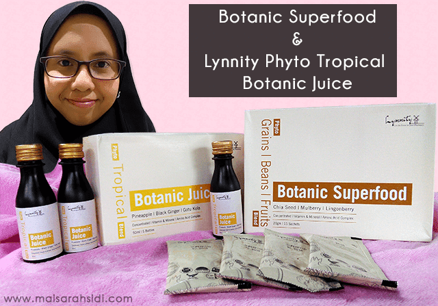 Lynnity Botanic Superfood
