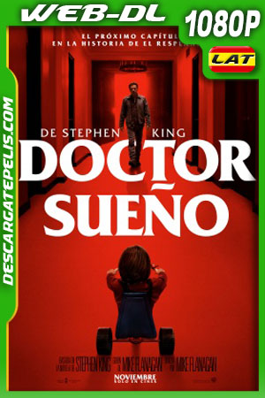 Doctor Sueño (2019) 1080p WEB-DL Latino – Ingles