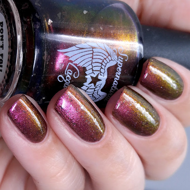 Supernatural Lacquer - Don't Fall Asleep