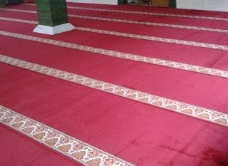 Supplier Karpet Masjid Lokal Pasuruan