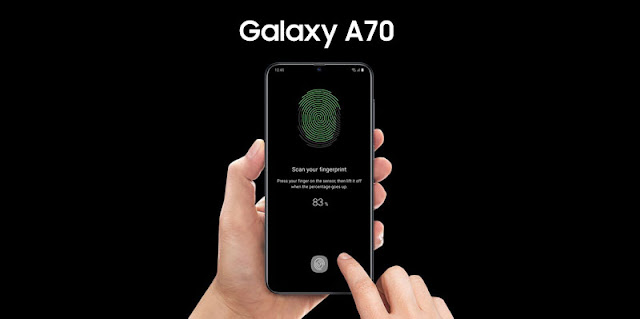 Spesifikasi Lengkap Samsung Galaxy A70 dan Harganya