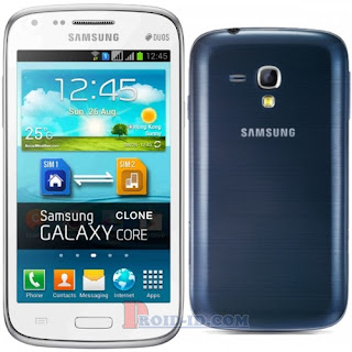 Cara Flash Samsung GT-I8262 (MT6572) Supercopy / Kingcopy
