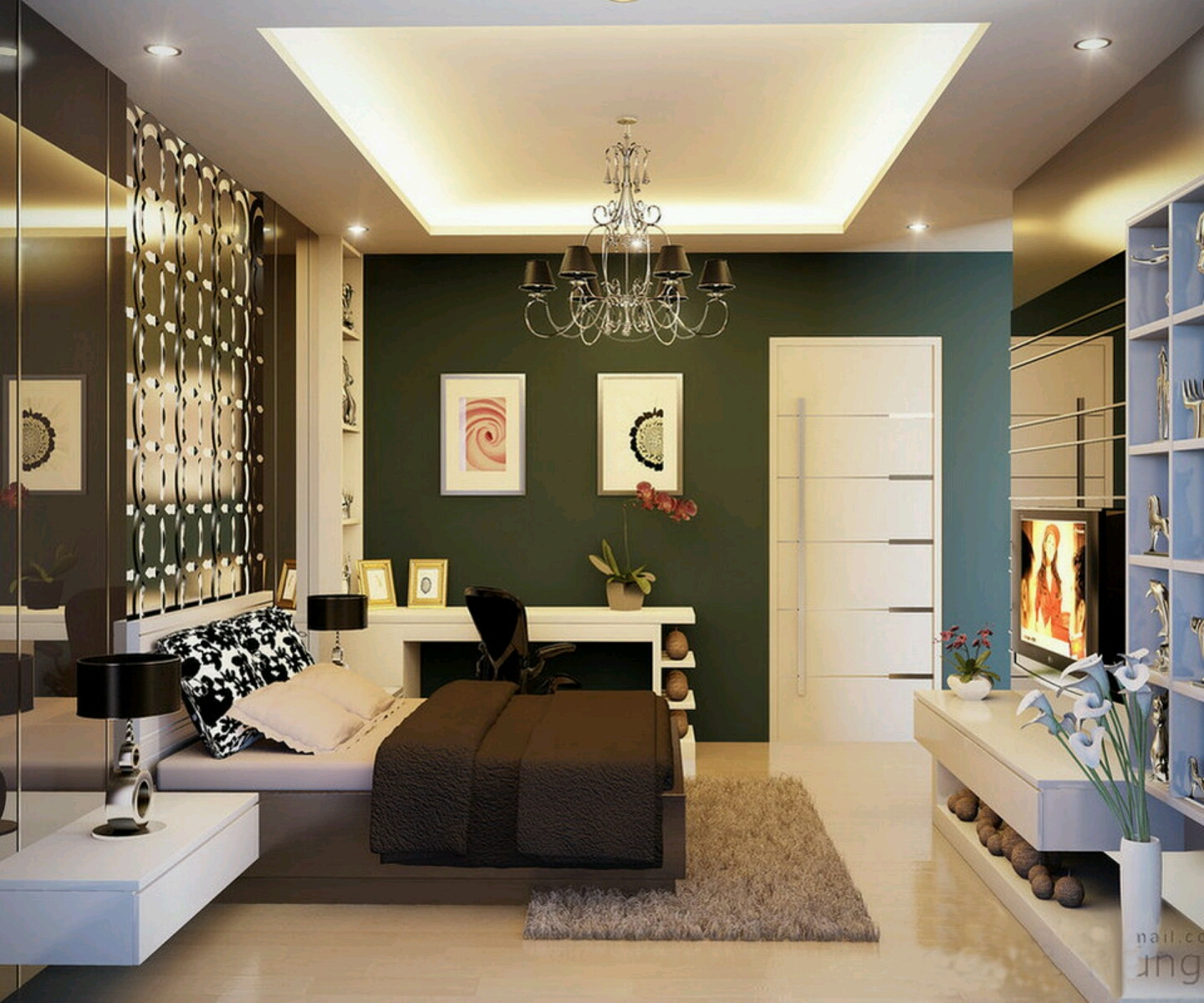 New home designs latest modern bedrooms designs best ideas for Best home designs 2013
