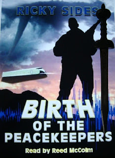 Portada del libro The Birth of the Peacekeepers, de Ricky Sides
