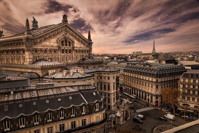 العاصمة الفرنسية باريس، فرنسا