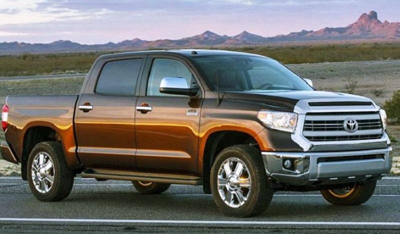 2019 Toyota Tundra Diesel Limited
