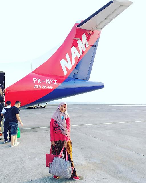 Mombassador SGM Eksplor Goes To Bali, Ngurah Rai Airport