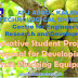 KTU Invited Student Project Proposals for Developing Jackfruit Plucking Equipment