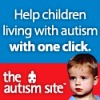 Help children living with autism with one click. The Autism Site