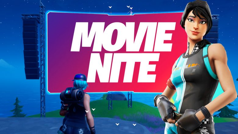 Fortnite starts a cool film festival for you