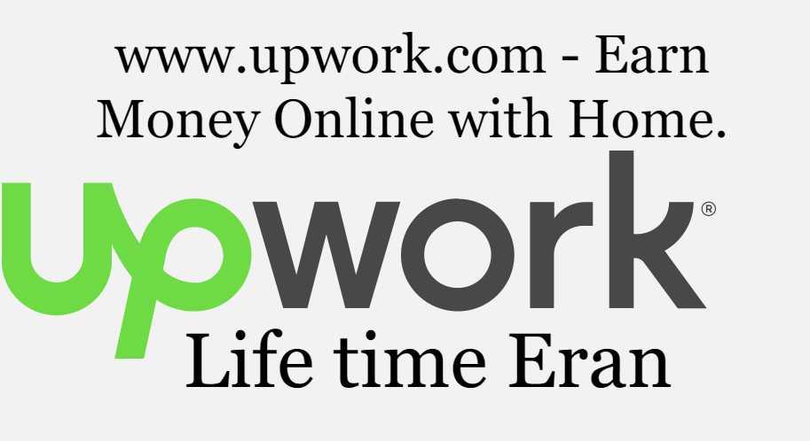 www.upwork.com - (Earn Money Online with Home).