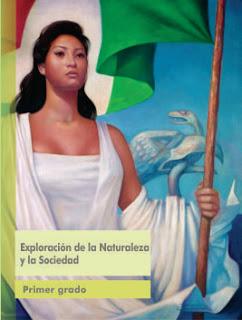 Exploración de la Naturaleza y la Sociedad Primer grado Libro de Texto Ciclo Escolar 2016-2017