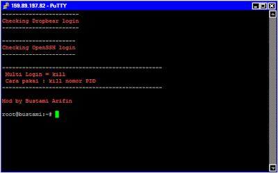 Script Auto Install SSH dan OpenVPN untuk VPS Debian 10 64 bit