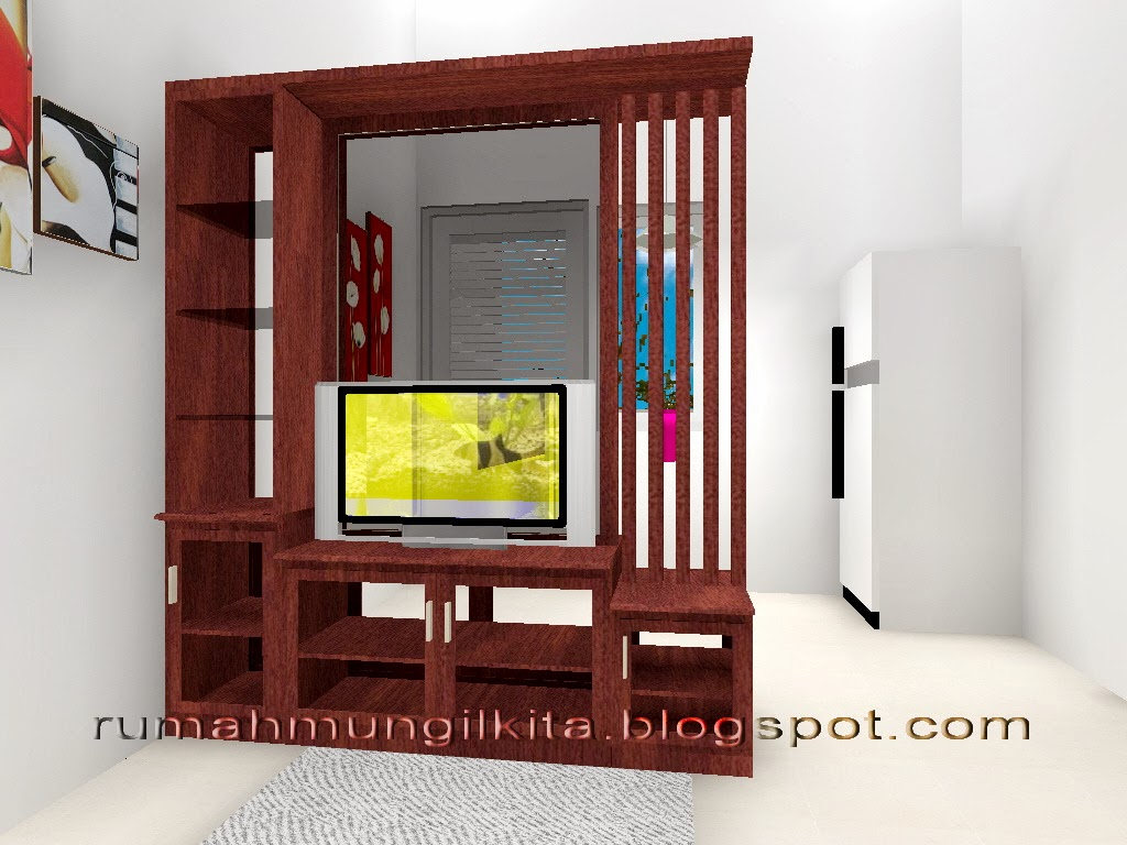 Kumpulan Desain Rak Tv Minimalis Rumah Mungil Kita