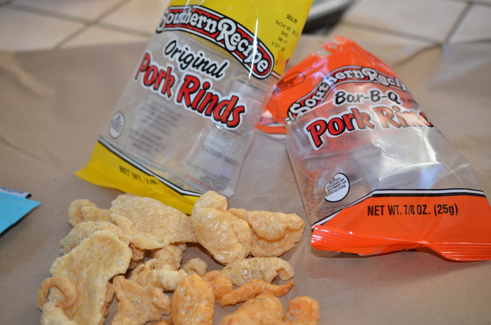 Southern Recipe Pork Rinds Review & Give AWAY!
