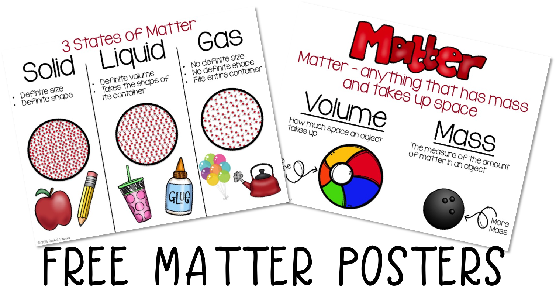 Solids Liquids Amp Gases