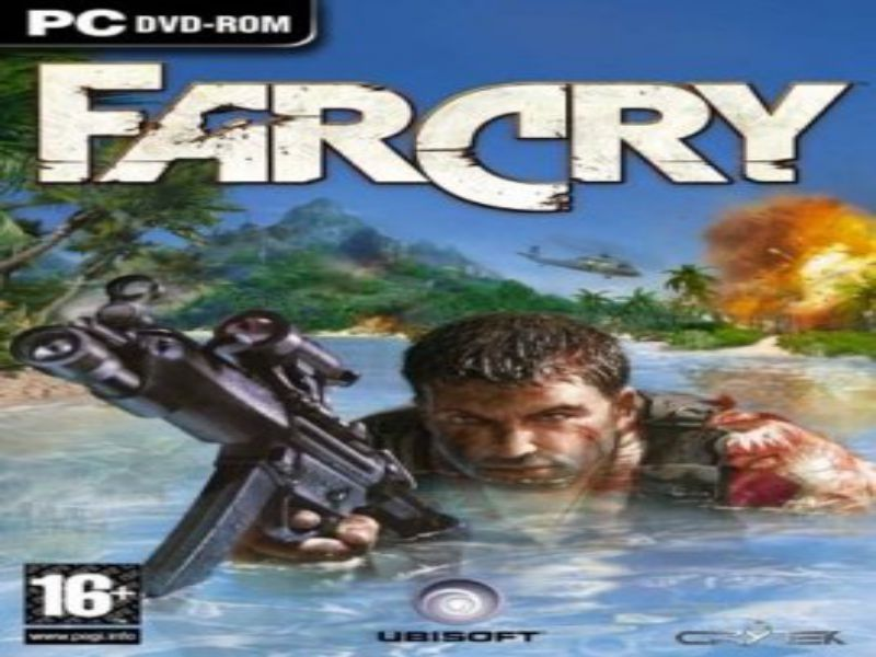 Download Far Cry 1 Game PC Free