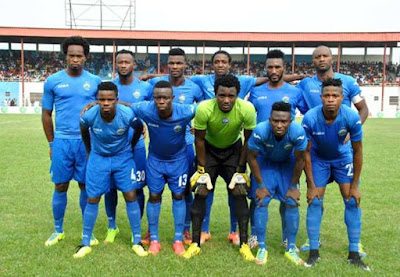 CAF Cup: Enyimba lose to Paradou, Rangers hold Nouadhibou