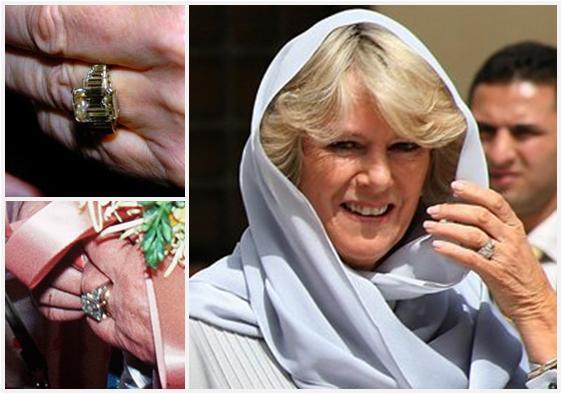 The Royal Order Of Sartorial Splendor Flashback Friday British Engagement Rings Part 1