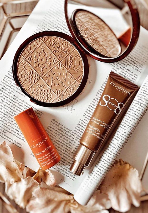 Sunkissed, la nueva colección de maquillaje de verano 2020 de Clarins