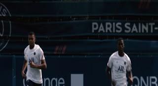 بطاقة المباراة الودية بين إشبيليه وباريس سان جيرمان