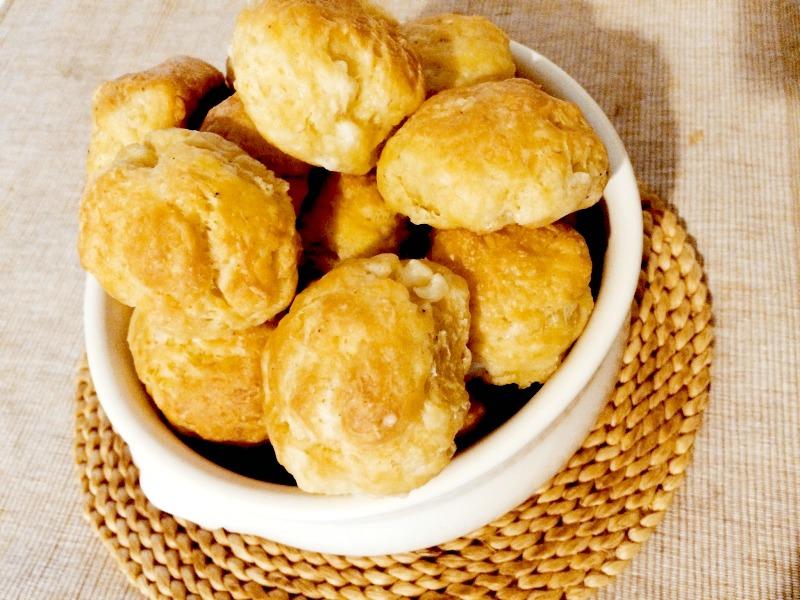 Mini cheese pies recipe